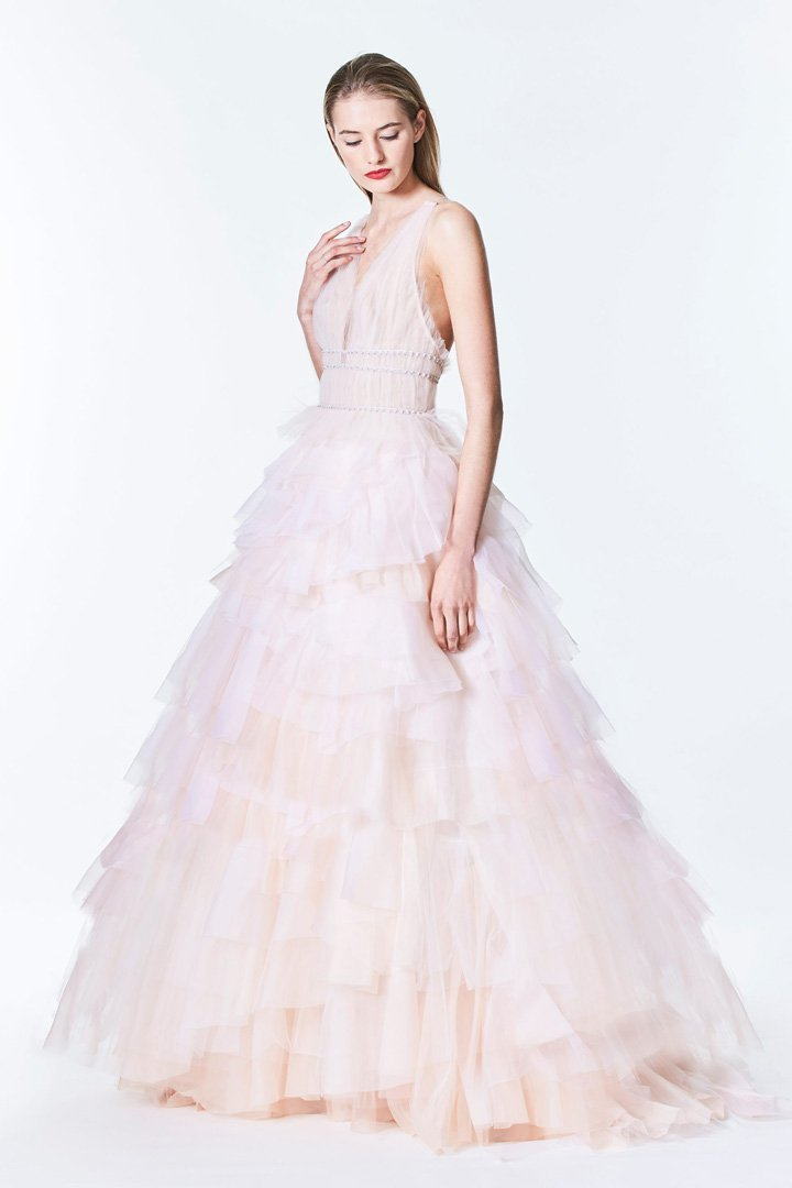 Carolina Herrera 2017秋冬婚纱系列