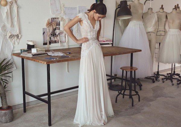 Lihi Hod 发布2017秋冬婚纱系列