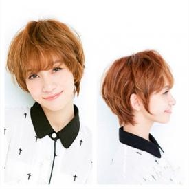 现在染头发流行什么颜色 气质棕色绝对是当下最流行