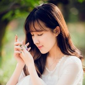 夏季刘海编发发型扎法 清爽露额更气质