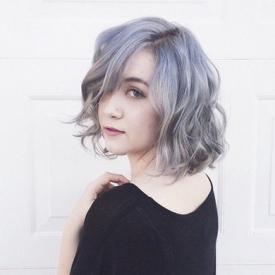 如何用卷发棒卷出漂亮的头发 短发&直发示范超实用卷发棒教程