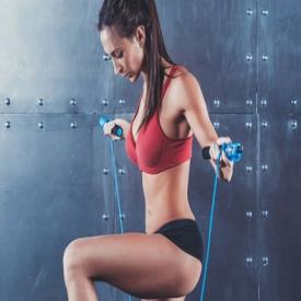 臀部减肥最有效运动 瘦臀部6个动作即搞定