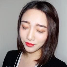爱丽小屋四色眼影教程 打造日常韩国大眼妆