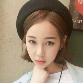 不同脸型适合的刘海 适合自己的才是最美的