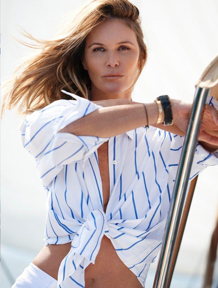 Elle Macpherson《Elle》澳大利亚版2016年11月号