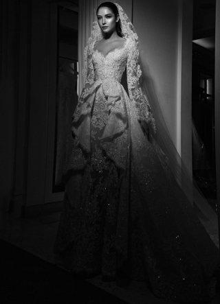 Zuhair Murad(祖海·慕拉)2017婚纱礼服系列作品