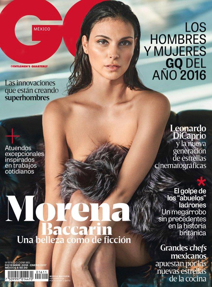 Morena Baccarin《GQ》墨西哥版2016年12月号