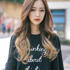 韩国女神都在留大卷发 你不打算来一款?