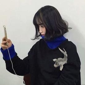 韩国波波头短发发型图片 九款甜美波波头你一定喜欢