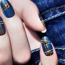 冬天涂什么颜色的指甲油好看 涂这些九款指甲油最显气质