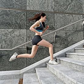 爬楼梯可以瘦哪里 冬季巧爬楼梯瘦腿减肚子样样行