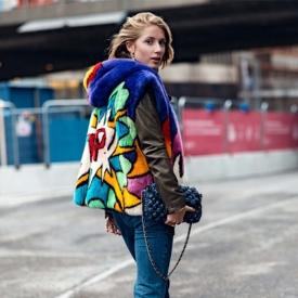 斯德哥尔摩时装周大幕拉起 第二波街拍秀时尚来袭
