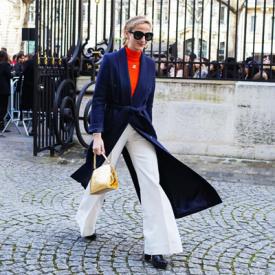 巴黎时装周场外时髦秀不停 吸睛武器可少不了这些包