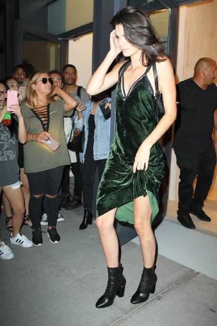 肯达尔詹娜Kendall Jenner街拍