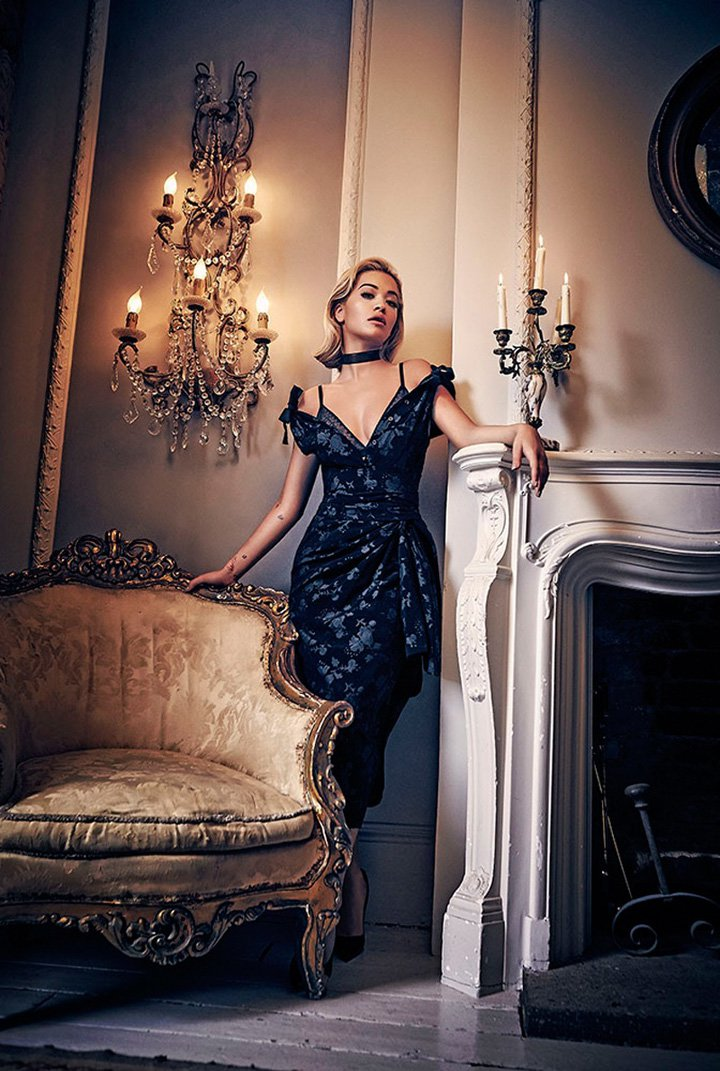 Rita Ora《S Moda》杂志2016年11月号