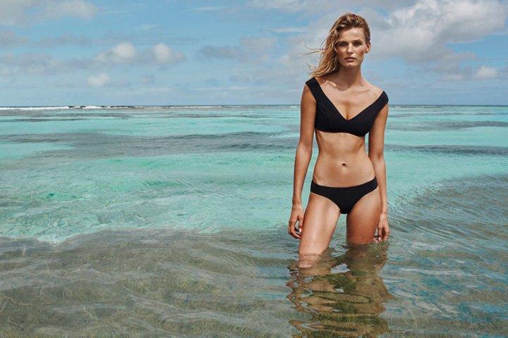 Zimmermann 2017度假系列沙滩装广告大片