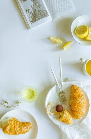 清新色彩美食系唯美视觉摄影