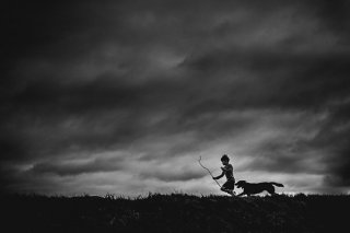 Niki Boon摄影作品:原野中的童年