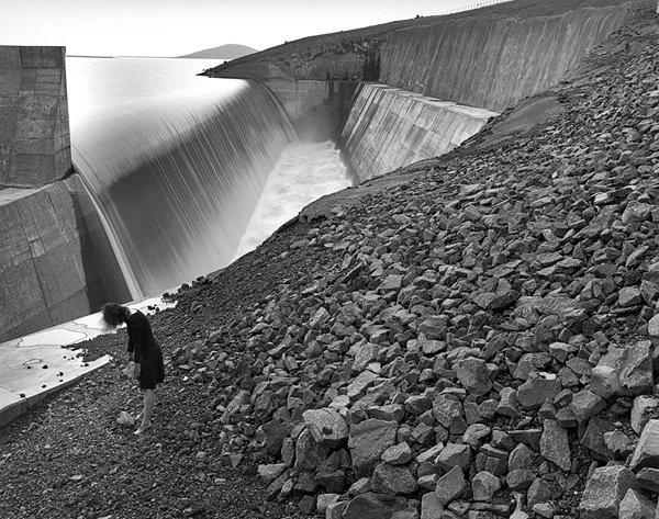 Agnieszka Sosnowska摄影作品:冰岛