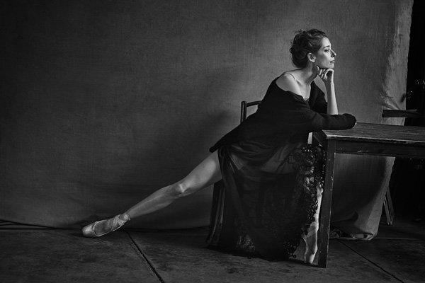 Peter Lindbergh摄影作品:纽约城市芭蕾舞团