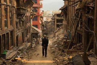 Samantha Reinders摄影作品:破碎的尼泊尔