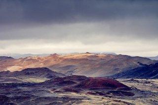Andreas Levers摄影作品:冰岛