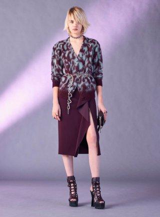 Versace范思哲最新品牌广告  Versace 2017早秋女装系列