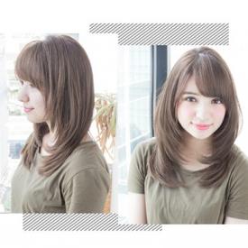 大脸女生适合的发型 换上瘦脸发型让你脱离大脸苦海