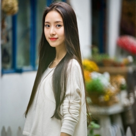 长发发型图片 12款超美女神长发