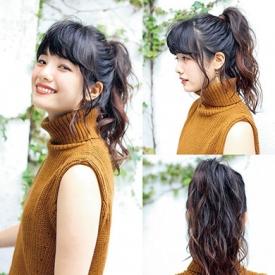 头发怎么扎好看 双丸子VS马尾你更爱哪一款