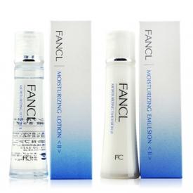 fancl有几个系列 敏感肌和追求安心护肤的妹子必看