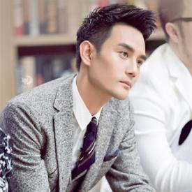 王凯发型图片 尽显成熟男人魅力