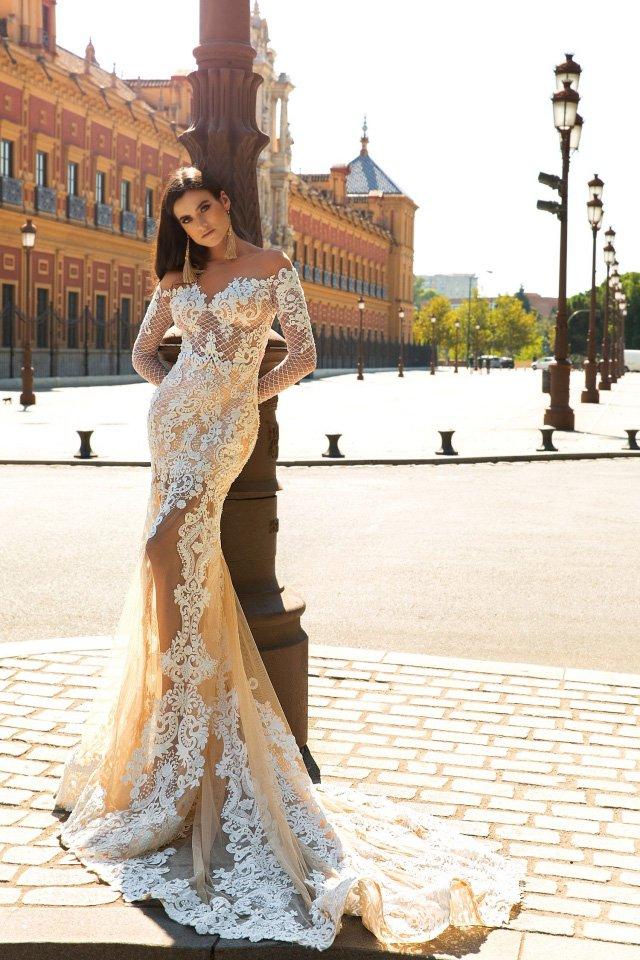 Crystal Design 2017「塞维利亚」系列婚纱广告大片