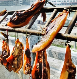 腌腊肉要多久才能晒 什么时候晒腊肉最好