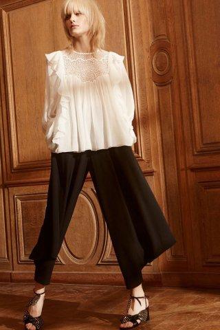 Chloé 2017早秋女装时尚品牌造型