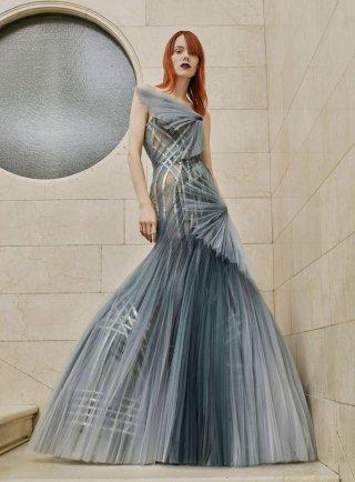 Atelier Versace 2017春夏女装高级定制系列