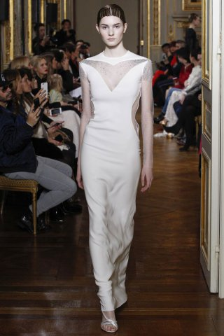 Francesco Scognamiglio 2017巴黎时装周春夏时装秀