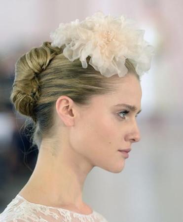 2016超唯美浪漫新娘发型