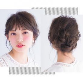 教你盘头发简单又好看 详细图解不怕学不会