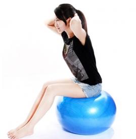 瑜伽球能承受多少斤 会承受不住胖子而爆炸吗
