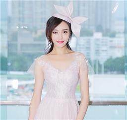 唐嫣最新活动照 蕾丝长裙尽显淑女甜美气质