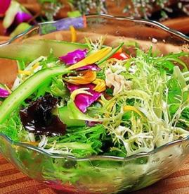吃蔬菜沙拉可以减肥吗 那你得正确吃才能瘦