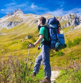 爬山怎么保护膝盖 爬山前后这么做不伤膝