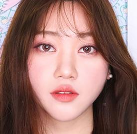韩国学生妆教程 枯玫瑰系学生妆更日常