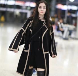 """迪丽热巴街拍合辑 """"李慧珍""""美着呢"""