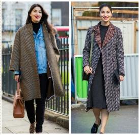 英国时尚杂志《Tank》的时尚总监Caroline Issa街拍精选