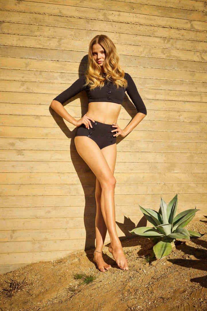 Lisa Marie Fernandez 2017春夏系列泳装