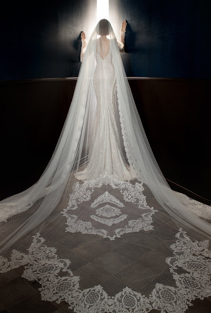 Galia Lahav 2018春夏婚纱系列