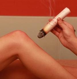艾灸起水泡和烫伤区别 教你区分灸烫伤还是灸花