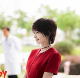 欢乐颂2曲筱绡发型 曲妖精同款短发你可喜欢?